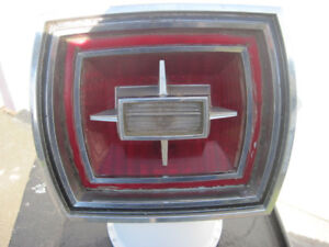 1966 ford tail light