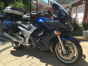 "Yamaha FJR 1300 ""show room condition"" original owner, reduced"