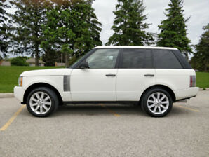 WHITE! 2006 Land Rover Range Rover - Supercharged