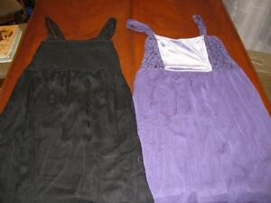 2 XHILERATION DRESSES