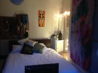 Large double bedroom Whalley Range 1 month £350 bills inc.