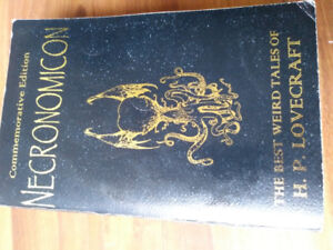 Necronomicon. HP Lovecraft Short Stories. Over 800 pages.