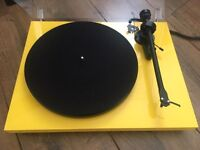 Pro-ject debut ||| turntable