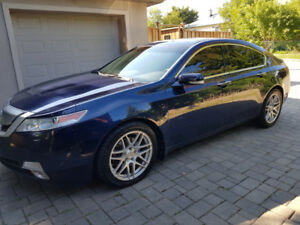 2010 Acura TL Tech Package SH-AWD