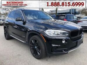 2014 BMW X5 35i  *Excellent condition*Panoramic sunroof*