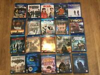 20 Blu-Ray Discs For Sale £30-00 Ono