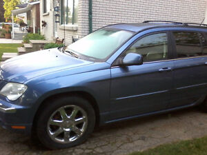 2007 Chrysler Pacifica Limited Fully loaded