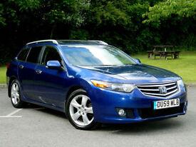 2009 Honda Accord 2.2 i-DTEC ADAS EX TOURER ESTATE - FULL HONDA SERVICE - SATNAV