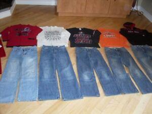lot vêtements garçon 12 ans slim