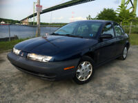 1997 Saturn S-Series SL-1 Sedan - 163000 km! - $1495 obo