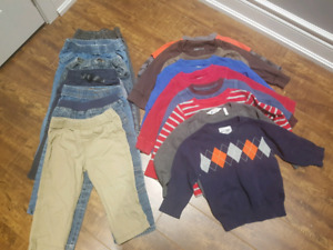 Boys Winter Clothing size 18-24 months