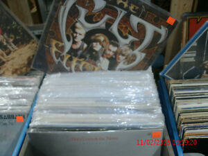 ROCK RECORDS AND MORE  ........EVERY SAT......... London Ontario image 2