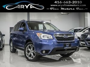 2016 Subaru Forester 2.5i CVT Limited Navigation Backup Camera