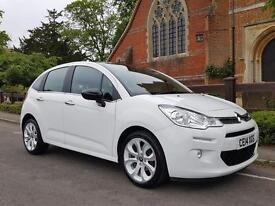 Citroen C3 1.2 VTI SELECTION 82HP / FULL SERVICE HISTORY / SERVICED IN APRIL 201