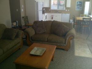 Bright Short Term Furnished Suite