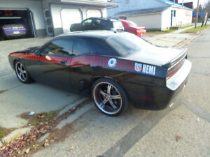 2008 Challenger SRT8 426 HEMI Supercharged-1000 HP ($80K upgrade