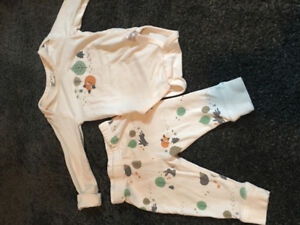 Kushie 3month Baby outfit