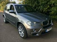 2010 BMW X5 xdrive 3.0d msport Estate Diesel Automatic