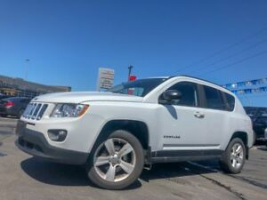 2011 Jeep Compass North | 4X4 | HEATED SEATS | SIRIUSXM RADIO