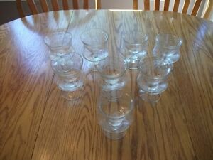 Shrimp Cocktail Glasses