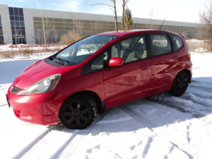 2012 Honda Fit LX A GAS SAVER 1.5 L CERTIFIED E-TESTED Hatchback