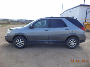 2004 Buick Rendezvous automatic four new tires