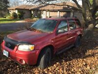2005 Ford Escape awd for sale or to part out
