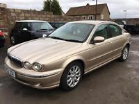 2002 Jaguar X-Type 2.5 V6 SE Saloon 4dr Petrol Manual (AWD) (234 g/km, 194