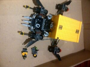 LEGO SPACE POLICE, SPACE TRUCK GETAWAY, 7 A 14 ANS