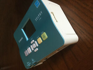 SELPHY  PERSONAL  PHOTO  PRINTER