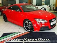2013 Audi TT 2.0 TFSI Black Edition S Tronic 3dr Petrol red Automatic