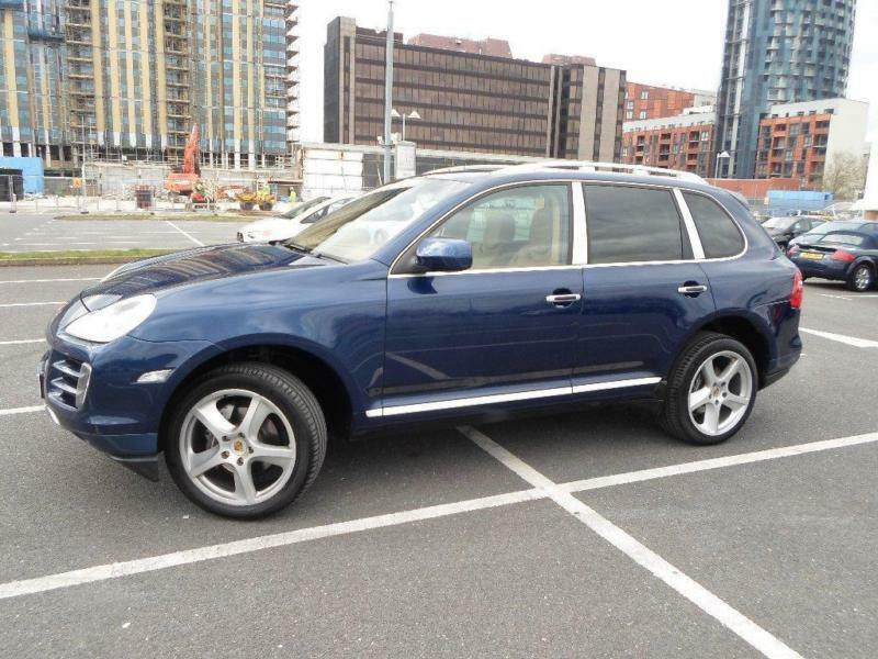 2007 Porsche Cayenne 3 6 V6 Tiptronic S Awd 5dr In