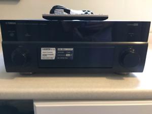 Yamaha HTR-8063 7.2 Channel 735W AV Receiver