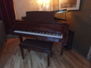 Pearl River Baby Grand Piano