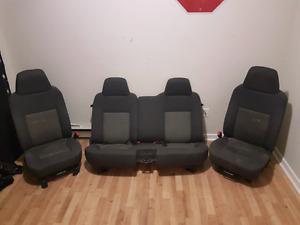 Canyon/Colorado Crew Cab Seats