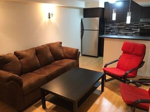 2 Bedrooms Basement Aurora
