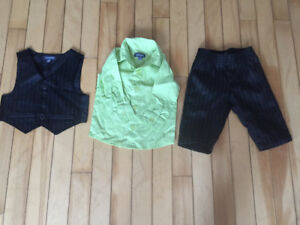 Boys 3 month suit