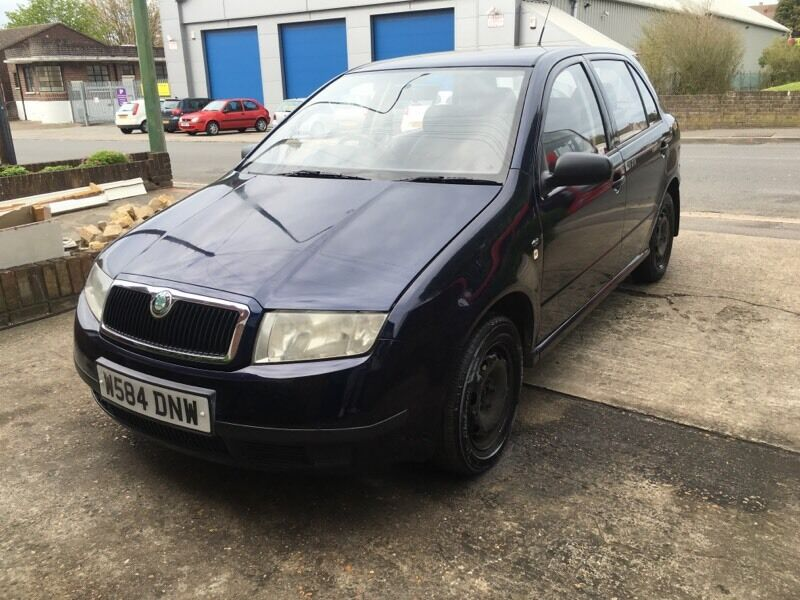skoda fabia 1 9 sdi 70 mpg in swanley kent gumtree. Black Bedroom Furniture Sets. Home Design Ideas