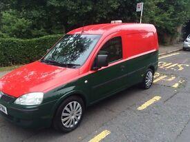 Vauxhall combo 2000 cdti 1 previous owner reg 2012 no vat
