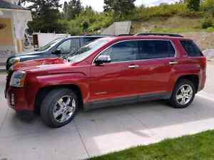 2013 Terrain all wheel drive