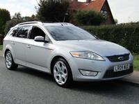 2009 Ford Mondeo MONDEO TITANIUM X 2.0 TDCI 5DR TURBO DIESEL ESTATE ** 80,000...