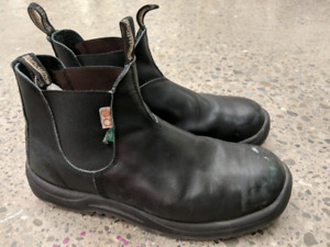 Blundstone Safety Shoes Steel toe boots sz13