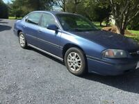 2000 Chev Impala