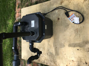 Simer Self contained sump / Laundry sink pump