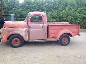 1948 dodge pick up