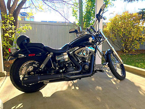 2013 Harley Dyna Wide Glide - Stag 1