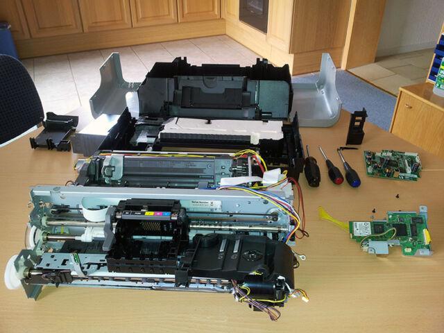 """✪Canon Drucker Pixma iP4200,iP4500,iP5200,iP5300,iP4300 """" Wartung durchführen """""""