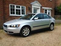 2005 VOLVO S40-FULLY LOADED-FINANCE AVAILABLE-£0 DEPOSIT-BAD CREDIT POSSIBLE