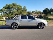Toyota Hilux SR5 Dual Cab 4.0 V6 5 Speed Tea Tree Gully Area Preview