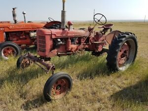1950 Farmall C for sale